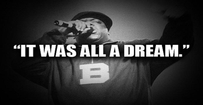 Biggie Smalls (B.I.G) Hip Hop song lyrics predict the future